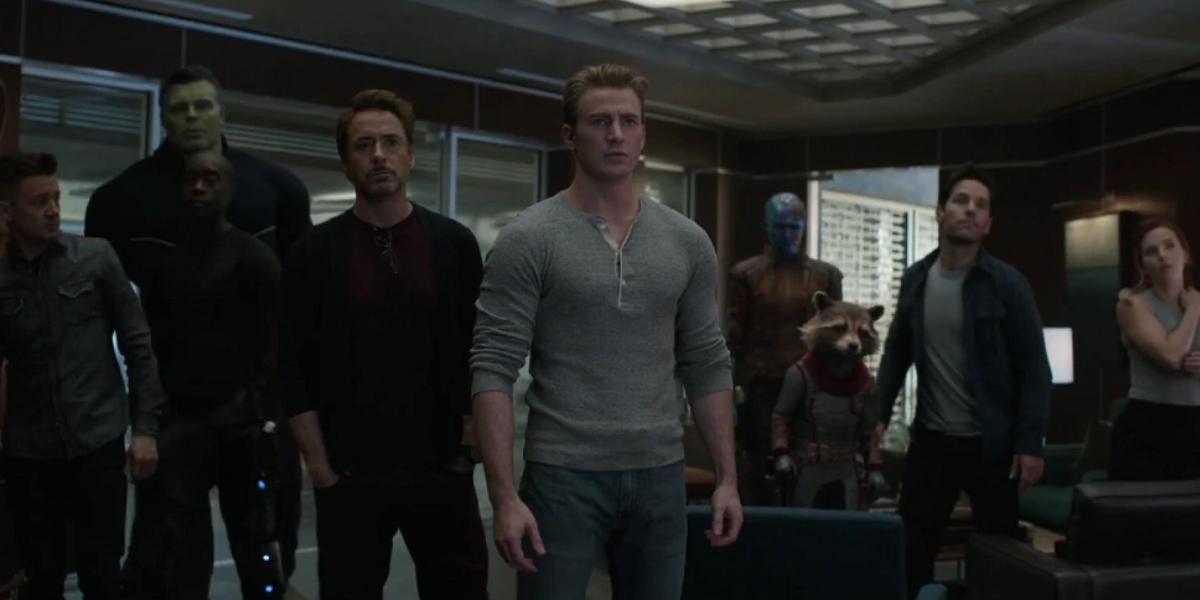 The Avengers: Endgame cast