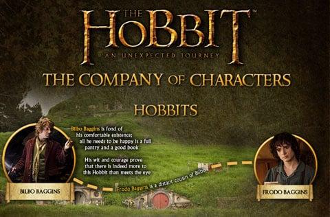 The Hobbit Infograph 2