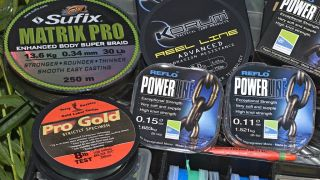 Choosing the best fishing line for the occasion