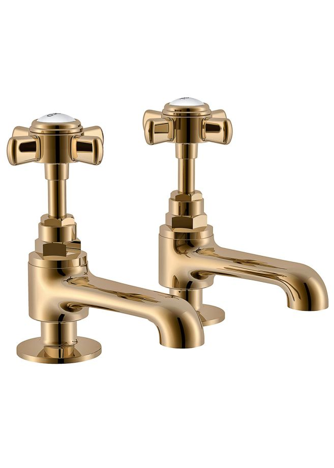 Six Of The Best Brass Taps And Bathroom Brassware