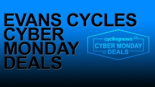 Evans Cycles Cyber Monday Cycling Deals