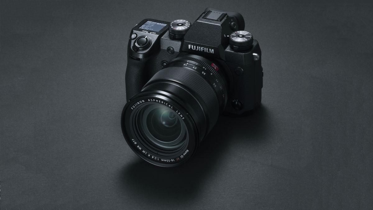Fujifilm X-H2 DSLR