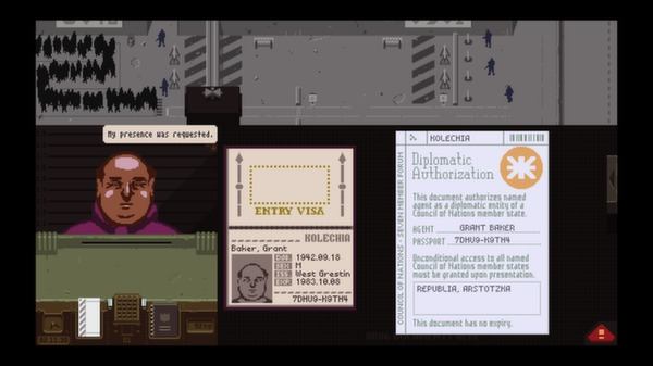 Papers, Please Is On Sale Today And You Should Probably Buy It #29307