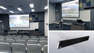 Nureva HDL300 units at Duquesne University