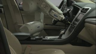 Car Robot Touch