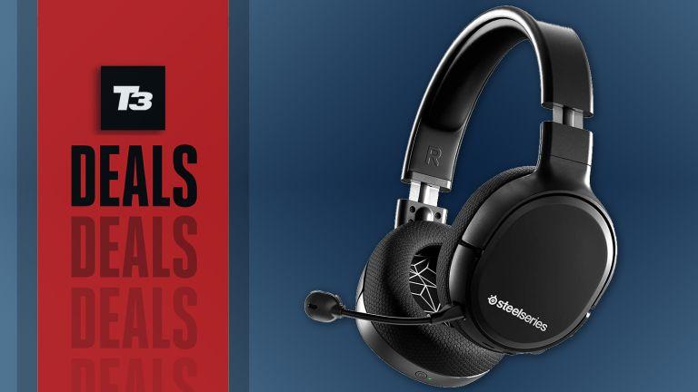 steelseries pc gaming headset deal