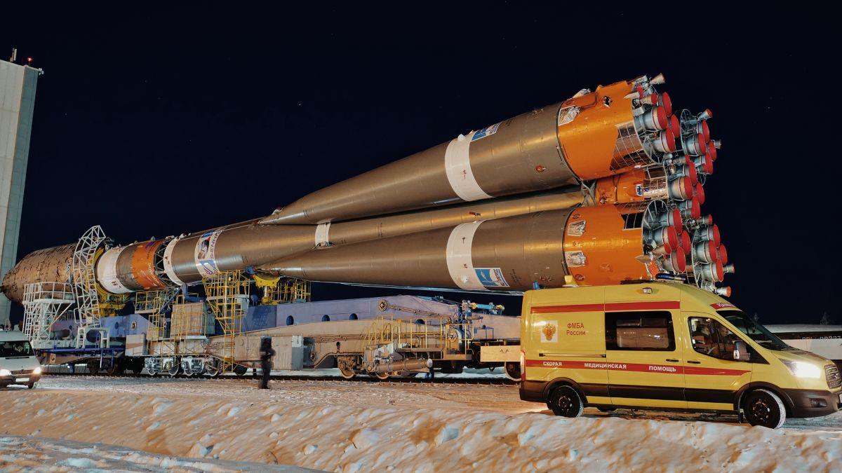 Watch live on Friday: Soyuz rocket launching 36 OneWeb internet satellites @ 7:26 AM ET