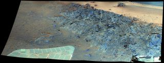 opportunity mars rover greeley haven