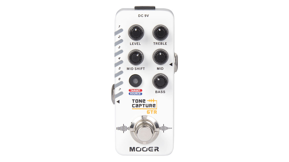 Sample the sound of any guitar with Mooer's Tone Capture mini pedal | Guitarworld