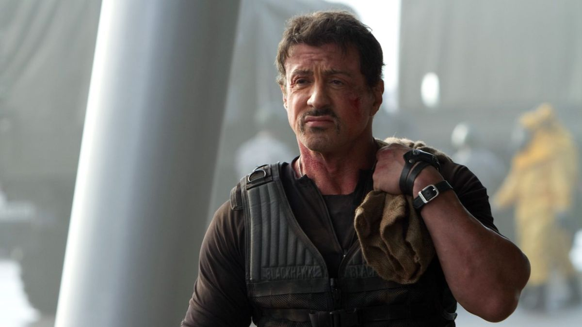 Sylvester Stallone Has Wrapped On Expendables 4, See How He Celebrated