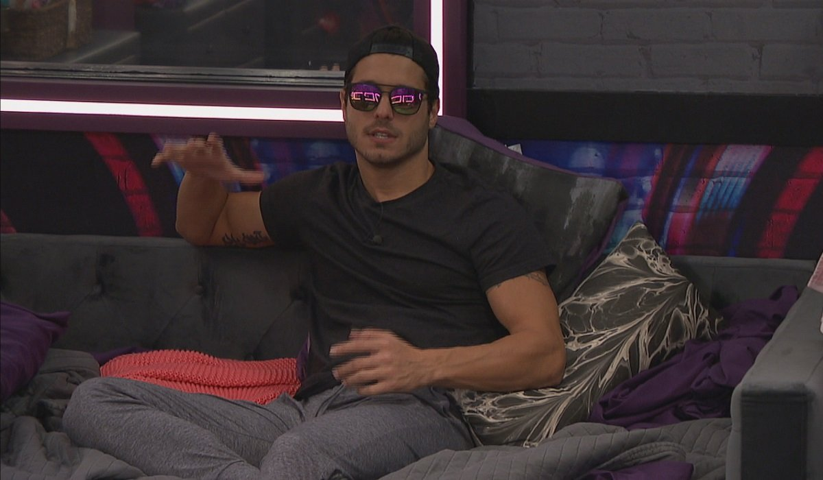 Cody Calafiore Big Brother All-Stars CBS