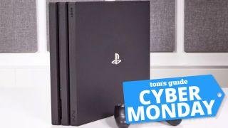 Cyber Monday PS4 deals