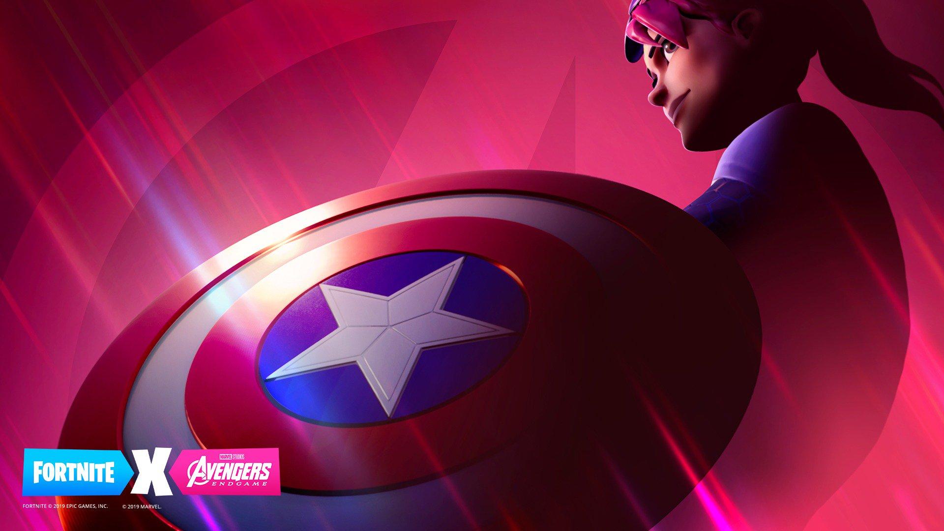 Fortnite teases Avengers crossover event