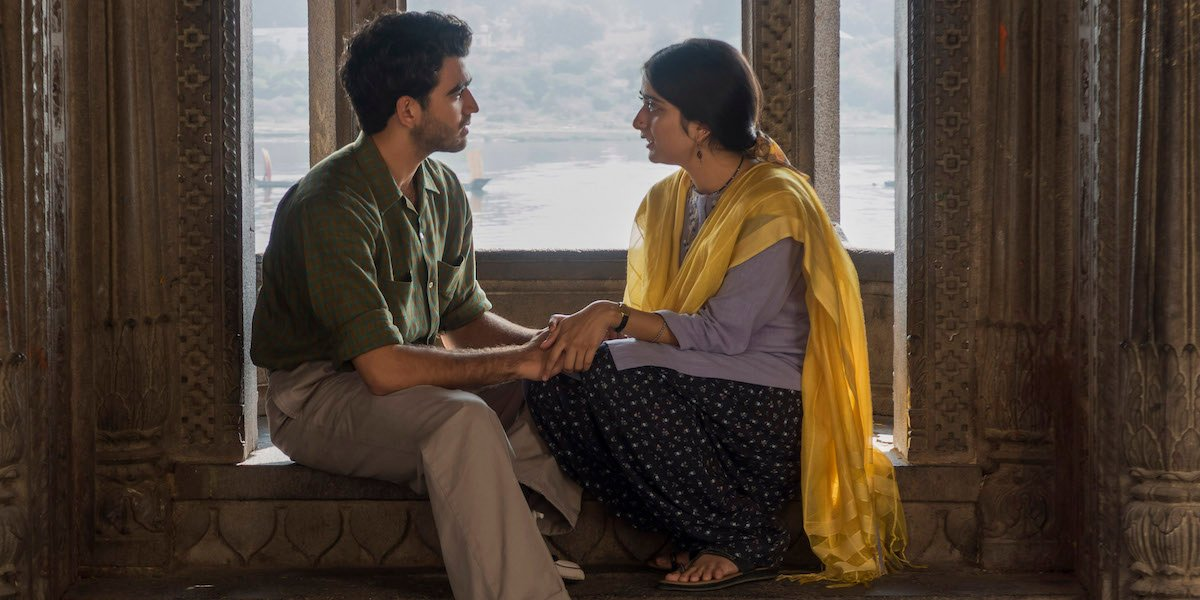 Why A Suitable Boy's Characters Switch Between Languages So Often