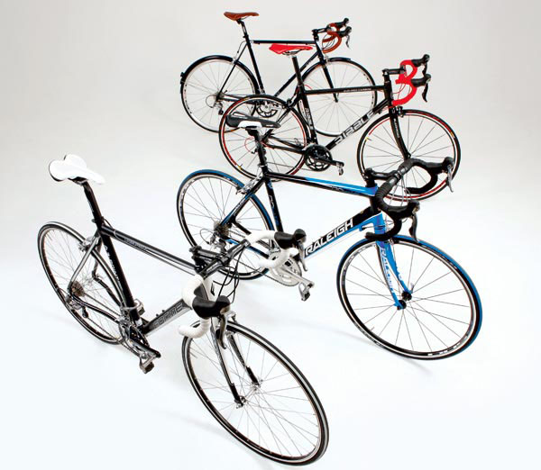 £1000 British bike test