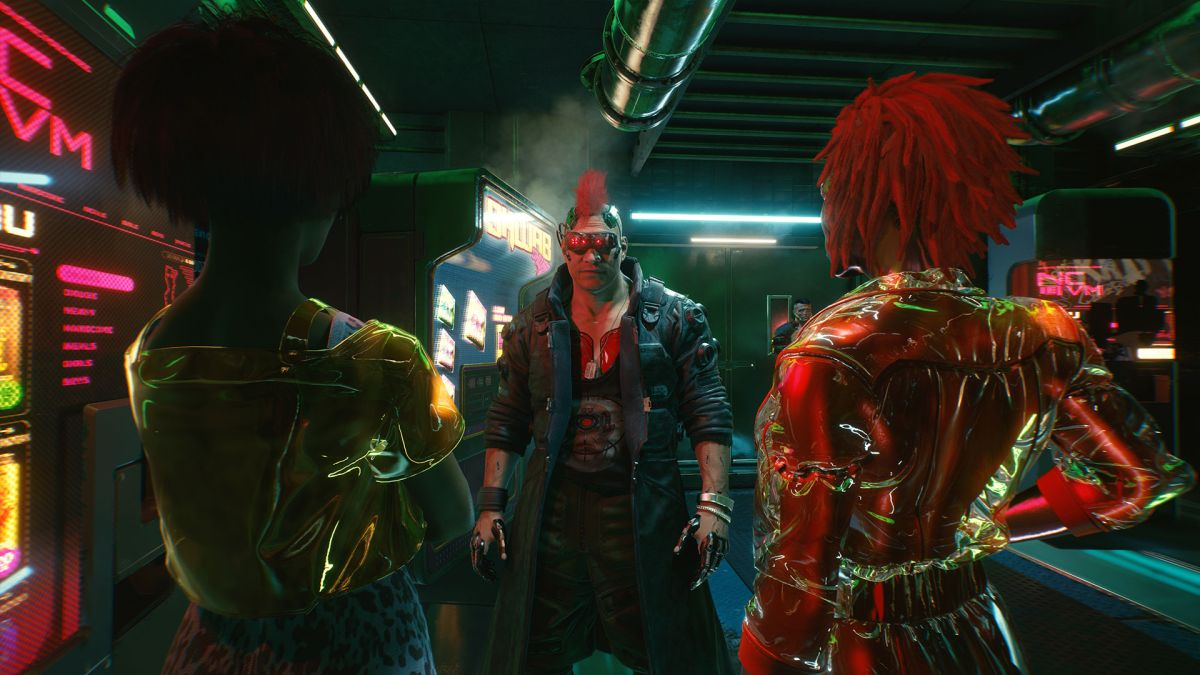 Official Cyberpunk 2077 poll reveals most popular lifepath so far