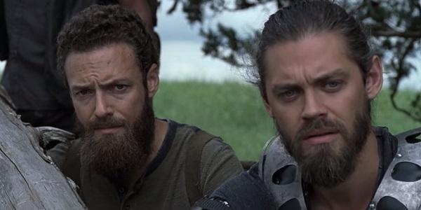 Jesus Tom Payne The Walking Dead AMC