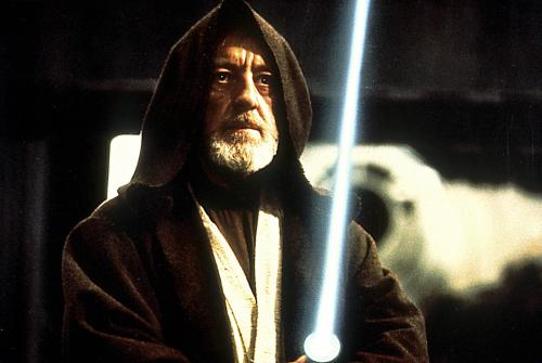 Star Wars Episode IV - A New Hope, Alec Guinness