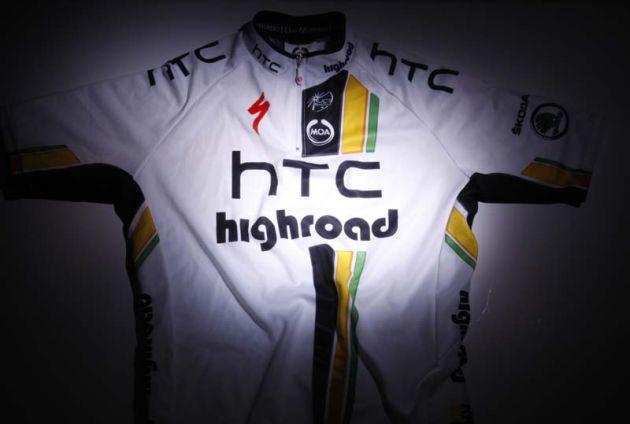HTC-Highroad jersey