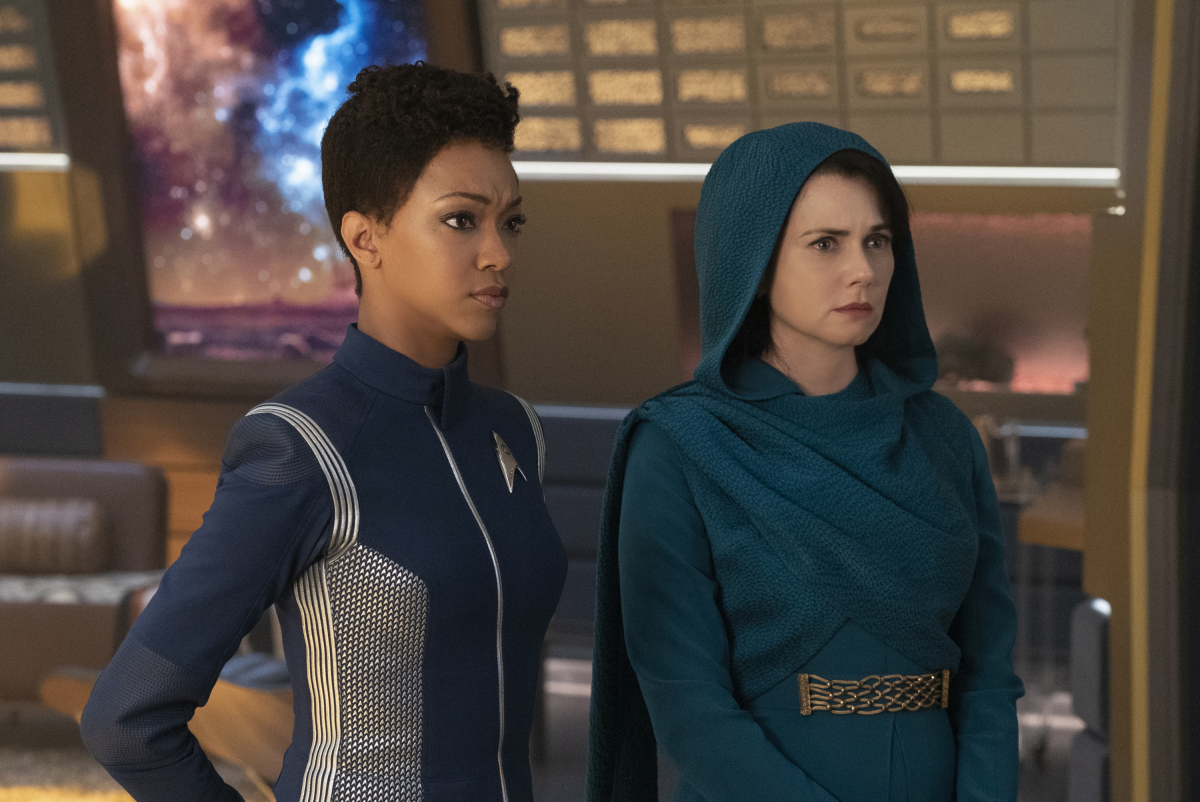 Section 31 Gets An Unexpected Recruit In Fast-Paced 'Star Trek