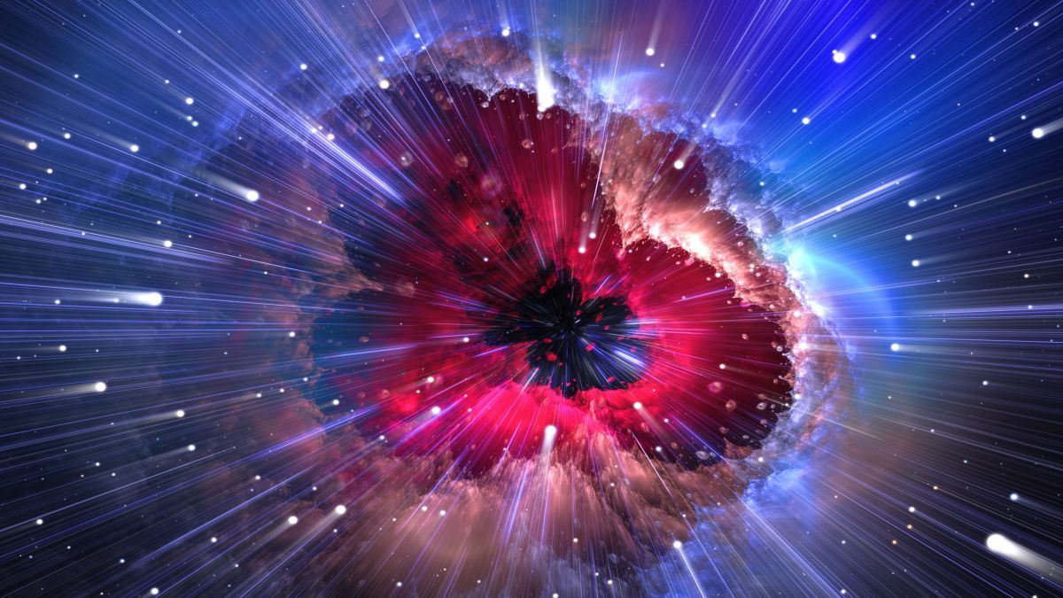Superpowerful 'oscillon' particles could have dominated the infant universe, then vanished - Livescience.com