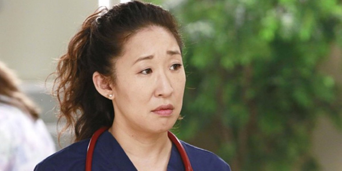 Cristina in Grey's Anatomy