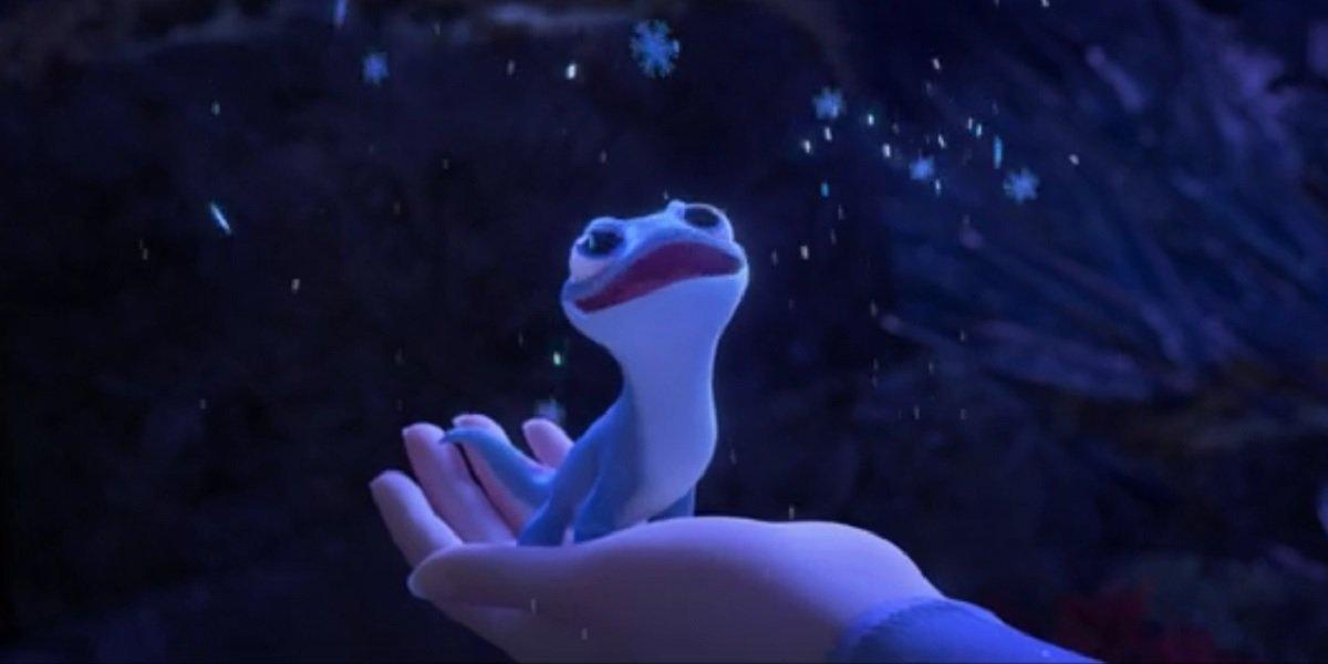 Frozen II's Bruni