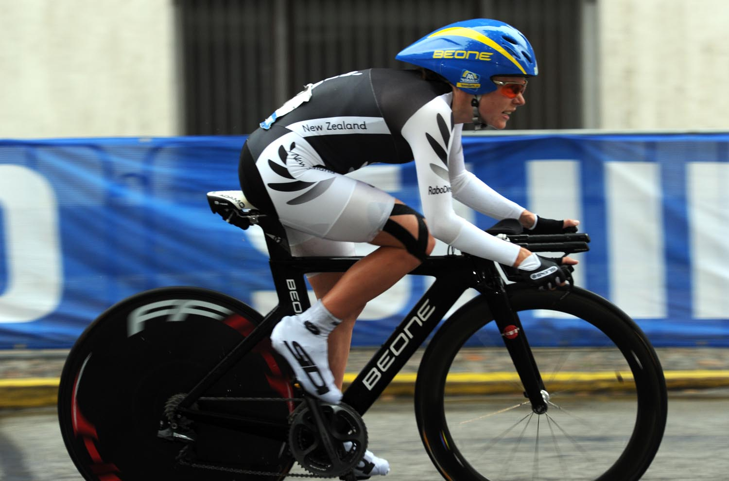 Linda Villumsen, Women time trial, Road World Championships 2011