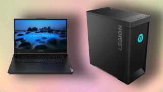 Lenovo Legion 17 and Lenovo Legion Tower 5i