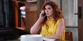 Will And Grace's Debra Messing Already Landed Her Next Big TV Project