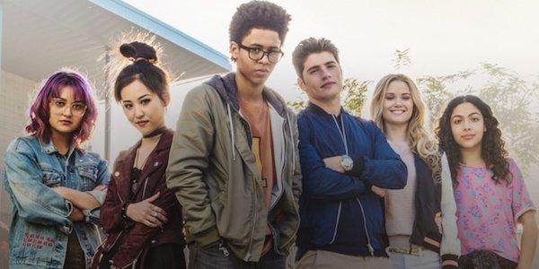Hulu's The Runaways