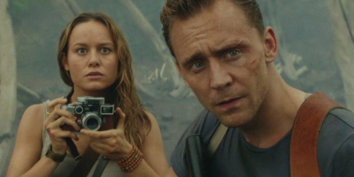 Brie Larson, Tom Hiddleston - Kong: Skull Island