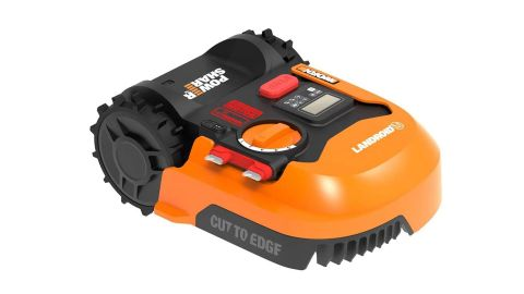 Worx WR140 Landroid M 20V Robotic Lawn Mower review