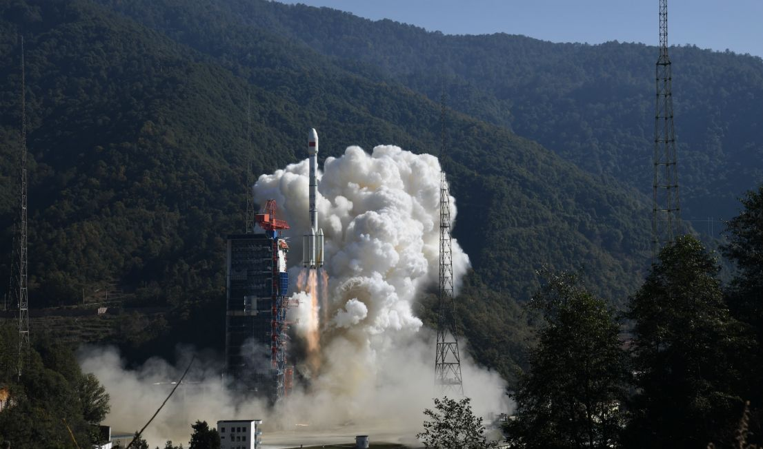 China launches yet another high-resolution Earth observation satellite, drops rocket debris