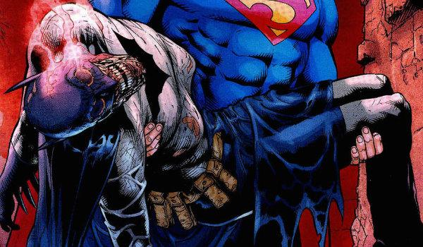Bruce Wayne Batman dead final crisis