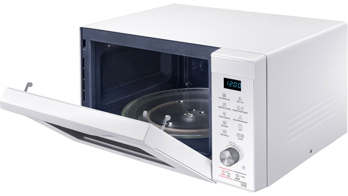 HotBlast combi oven and microwave