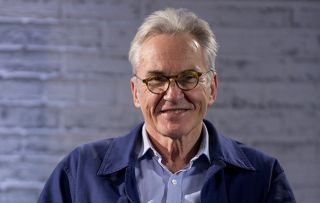 Ex-EastEnders star Larry Lamb: I'd love to see a ghost!