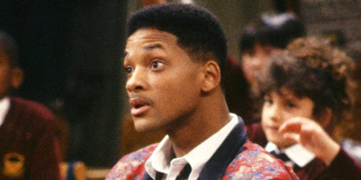 Will Smith as himself on The Fresh Prince of Bel-Air (1993)