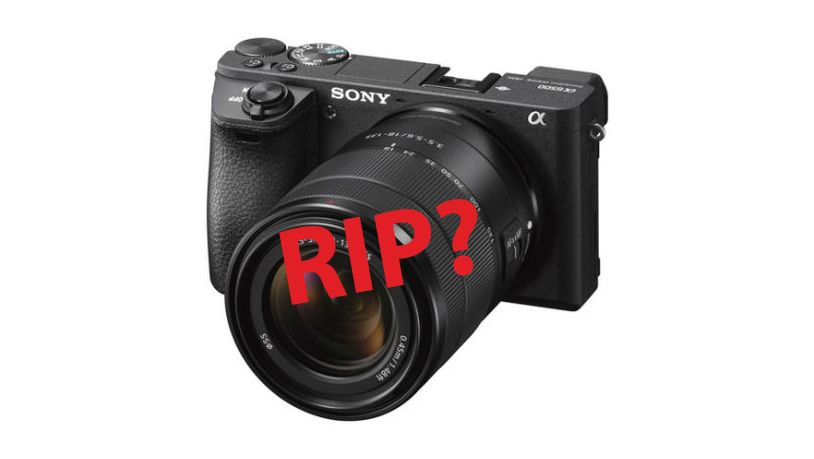 Has the Sony A6500 been discontinued?
