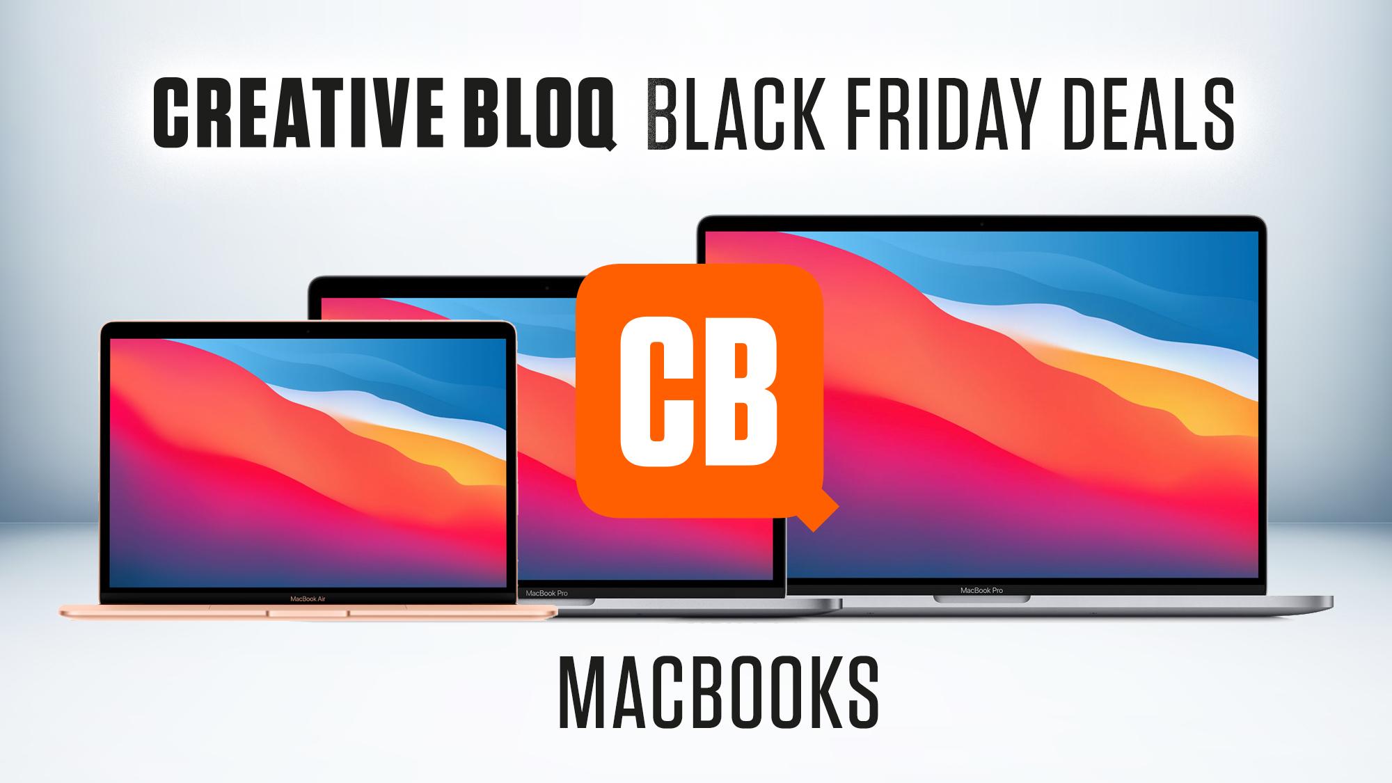 Macbook Black Friday 2020 Get Prepared And Bag The Best Deals Creative Bloq