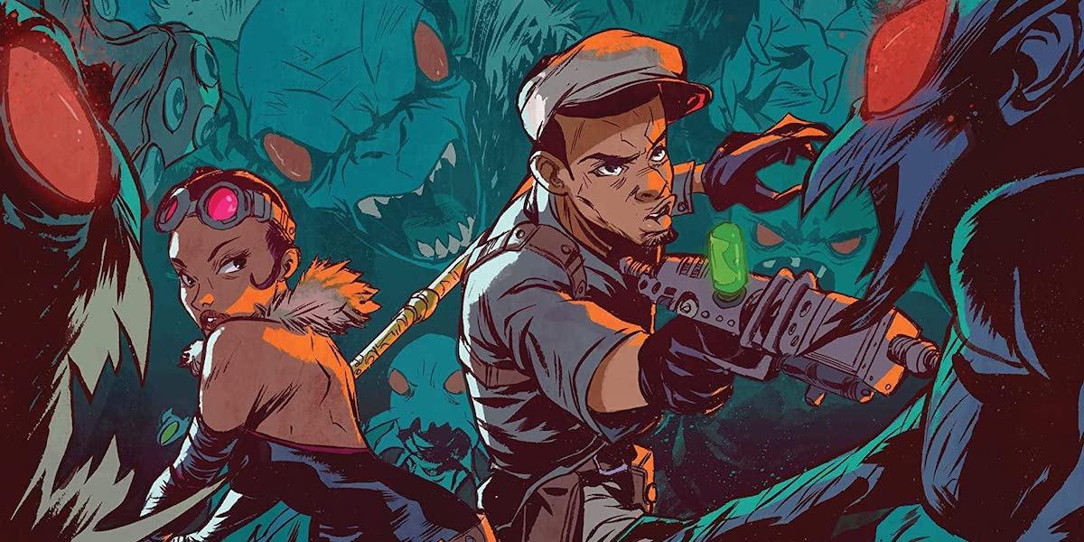 Bitter Root Image Comics