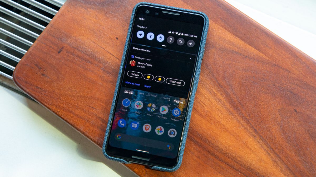 How to activate Dark Mode on Android