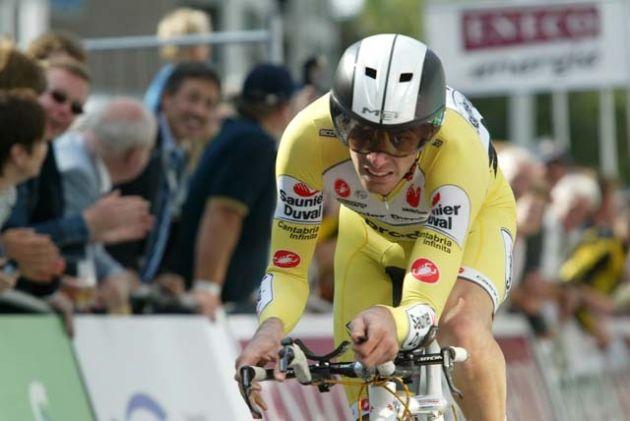 David Millar Eneco 2007 TT