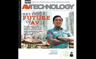 AV Technology Digital Edition April 2017