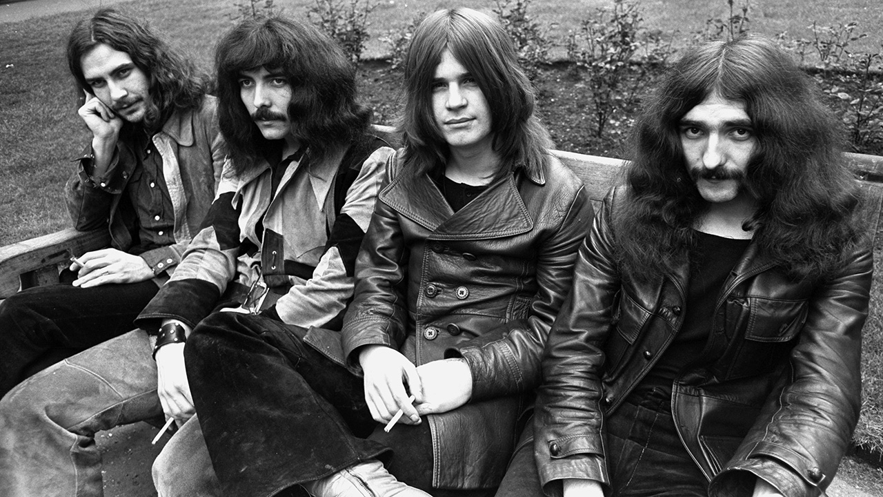 Black Sabbath to be honoured in Birmingham with a heavy metal bench