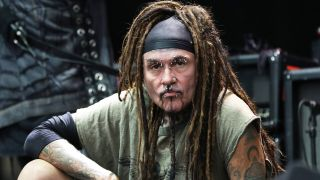 Surgical Meth Machine and Ministry frontman Al Jourgensen