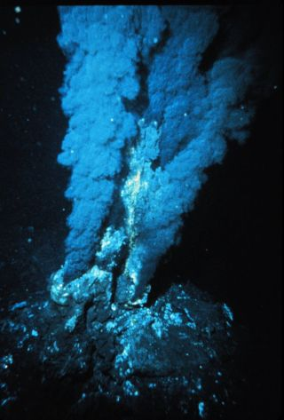 'Black Smoker' Hydrothermal Vent