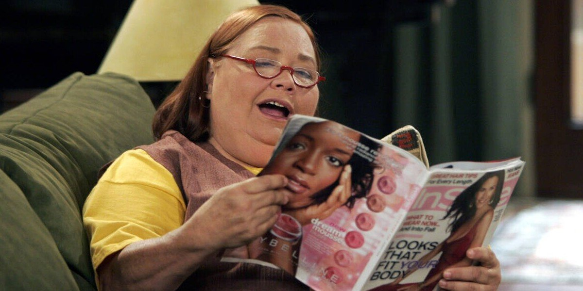 Conchata Ferrell as Berta on Two and a Half Men