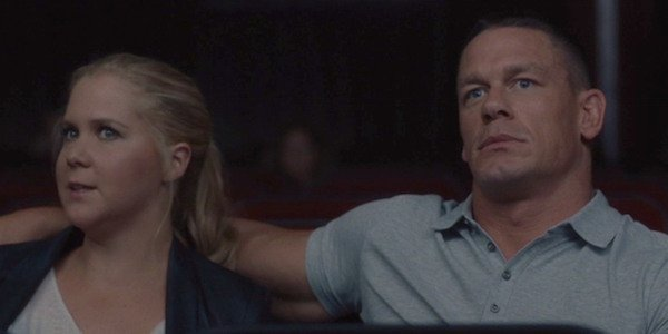 Trainwreck, Amy Schumer John Cena