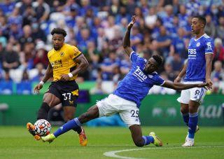 Leicester City v Wolverhampton Wanderers – Premier League – King Power Stadium